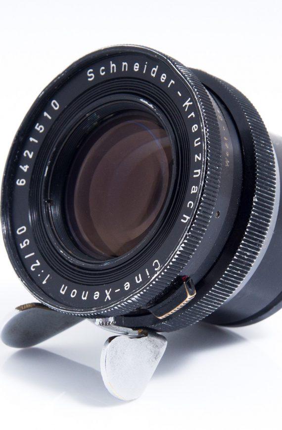 Schneider-Kreuznach Cine-Xenon 50mm f/2